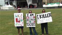 Accueil froid pour le président mexicainà Ottawa