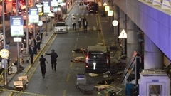 Onze nouvelles arrestations après l'attentat d'Istanbul