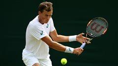 Pospisil éliminé en simple à Wimbledon