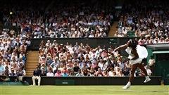 Rentrée réussie pour Serena Williams à Wimbledon