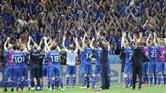 Euro 2016 : victoire-surprise de l'Islande contre l'Angleterre