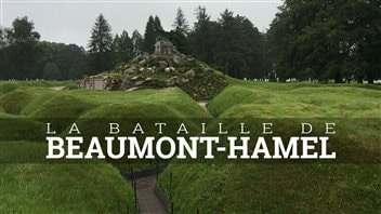La bataille de Beaumont-Hamel