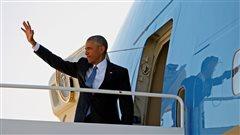 Obama attendu sous peu à Ottawa