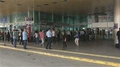 Un retour à la normale rapide à l'aéroport d'Istanbul