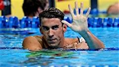 Phelps a son visa pour ses 5es Jeux