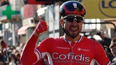 Bouhanni forfait pour le Tour de France