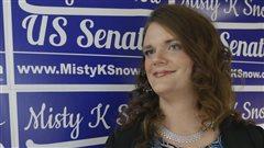 Une première transgenre candidate démocrate au Sénat américain