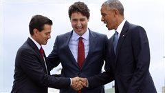 Sommet des leaders nord-américains : une rencontre utile