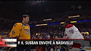 Shea Weber et P.K. Subban