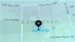 Uber reprend ses activités à Edmonton