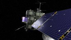 La sonde Rosetta s'écrasera aujourd'hui sur la comète Tchouri
