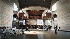 Le nouveau Centre National de Musique de Calgary