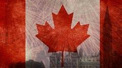 Le fête du Canada en archives