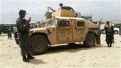 27 recrues de la police tuées dans une attaque à Kaboul