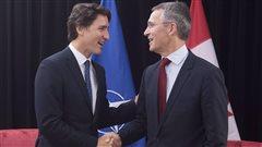 Le Canada dirigera un bataillon de l'OTAN en Europe de l'Est