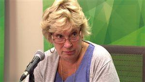 L'ancienne sous-ministre de la Santé de l'Alberta, Janet Davidson.