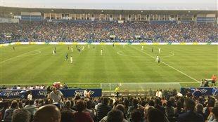 La foule se présente désormais nombreuse aux matchs de l'Impact.