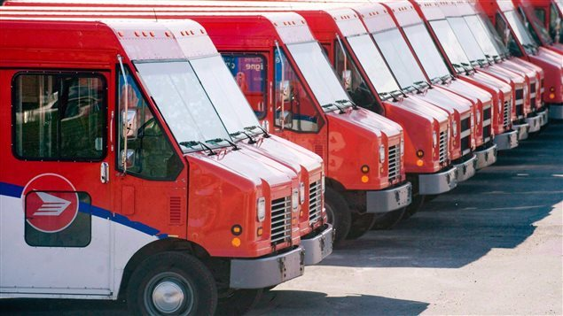 Postes Canada : la grève ou le lock-out reporté