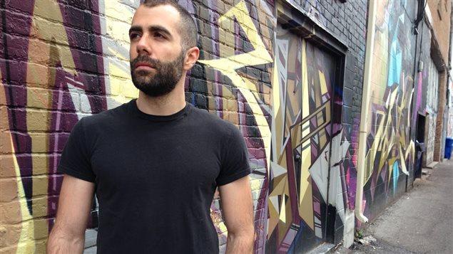 George Achi a quitté Montréal pour s'établir à Toronto.