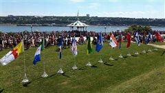 La fête du Canada célébrée à Québec
