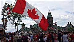 Fête du Canada : l'heure est aux célébrations!