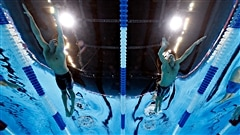 Phelps et Lochte qualifiés pour Rio au 200 m quatre nages