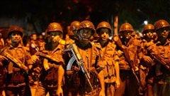 L'assaut lancé pour libérer lesotages d'un restaurant au Bangladesh