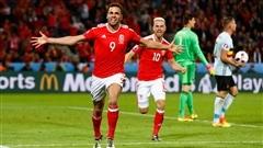Le pays de Galles surprend la Belgique à l'Euro 2016