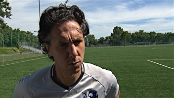 Point de presse de Mauro Biello