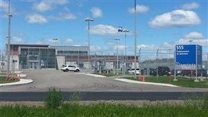 La prison de Roberval