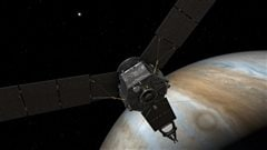 Juno arrivée à destination!