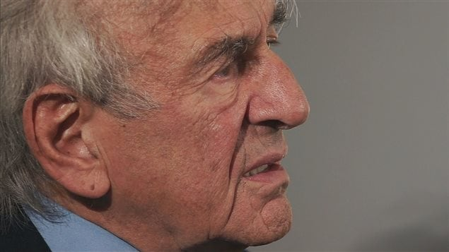 Elie Wiesel à Second regard en 2011