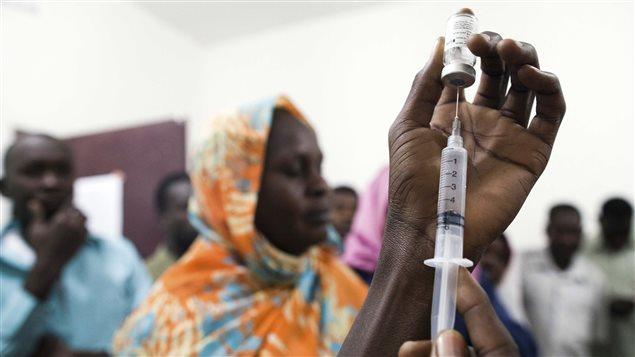 Un vaccin contre la fièvre jaune