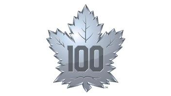 Cent ans des Maple Leafs