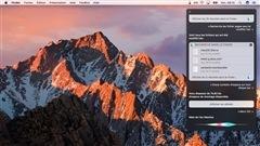 macOS Sierra: 5 nouveautés à tester maintenant