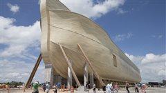 Une réplique de l'arche de Noé au Kentucky