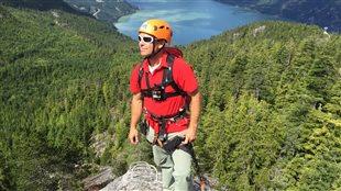 La via ferrata de Squamish... un sentier pour tester votre audace