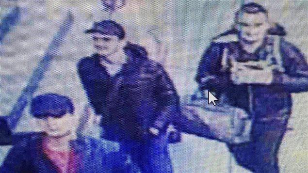 Les enquêteurs reconstituent le déroulement de l'attaque — Attentat d'Istanbul