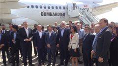 C Series : l'aide d'Ottawa peut attendre, dit Couillard