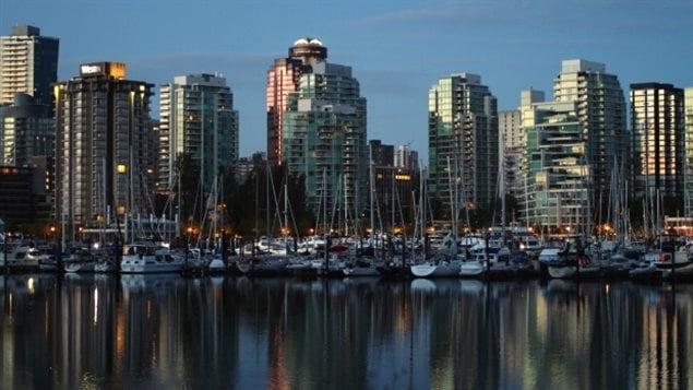 Des immeubles à Vancouver.