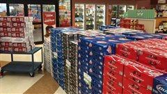 La promotion sur la bière chez Alcool NB profitable, mais pas viable