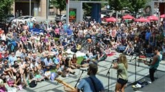 Les 7esmidis musicaux, des concerts gratuits à Vancouver