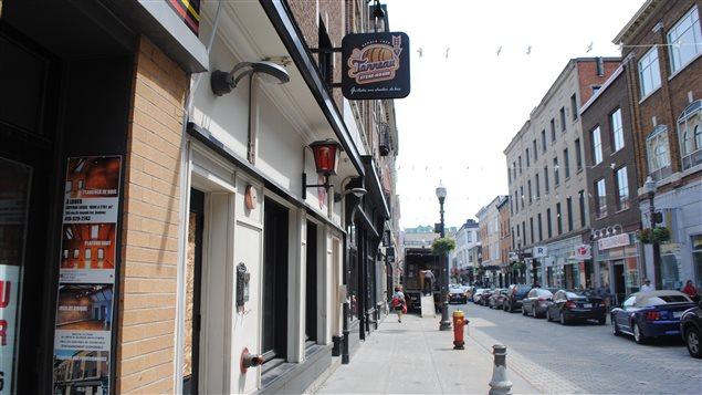 Le bar Tonneau cèdera sa place à un tout nouveau concept de bar e-sport.