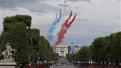 Jour de fête nationale en France