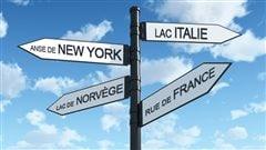 L'origine des noms de lieux insolites