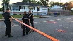 Un enfant de 4 ans happé mortellement par un camion à Trois-Rivières