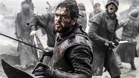 Une scène de la série «Game of Thrones»