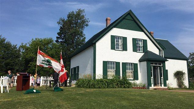 Ottawa investit dans des sites de parcs canada l 39 le du for Anne maison pignon vert