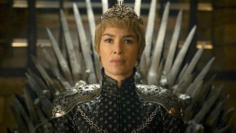 Lena Headey dans une scène de «Game of Thrones»