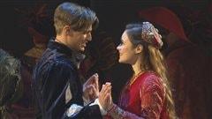 Critique de la pièce <i>Roméo et Juliette</i>, présentée au TNM